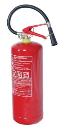 hasiaci prístroj práškový 6kg