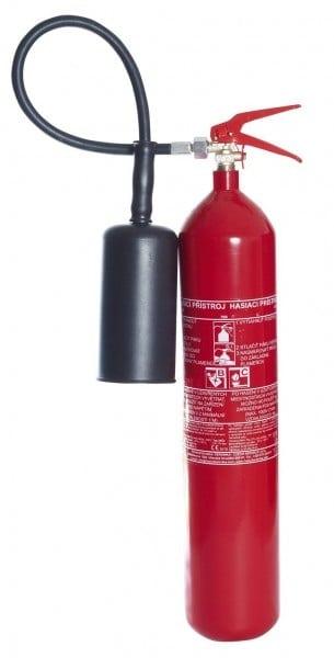 hasiaci prístroj snehový CO2 5kg